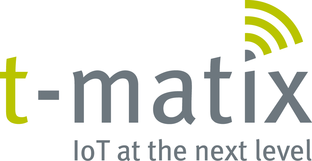 Logo: t-matix solutions GmbH